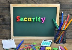 armed security in school Monroe County