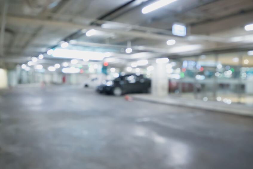 Picture of Parking Garage